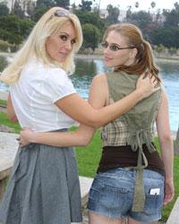 Charlee Chase & Samantha Faye