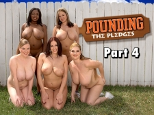 Pounding The Pledges Part 4