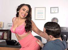Gabriella Sky's excellent orall-service skills
