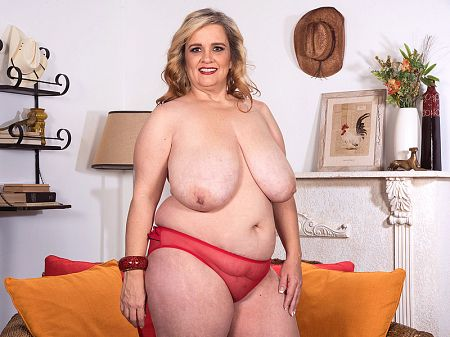 A HORNY HOUSEWIFE With Really Greater than average Hooters