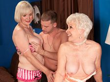 Jewel, Lola Lee and a stud: The three-way