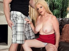Young ramrod and a creampie