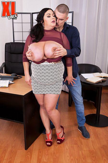 Nila Mason's Busty Sex Studies