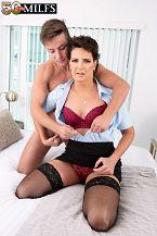 Beth shags her daughter's boyfriend